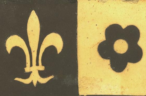 Le monde carré : les carreaux en céramiques de la collection de Benoît Fay, une exposition permanente au musée de la céramique Terra Rossa à Salernes