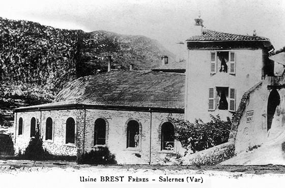 Usine Brest Frères