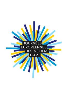 Affiche des Journées européennes des métiers d'art, 2017, Maison de la céramique Terra Rossa, Salernes