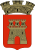 Les armoiries de Salernes Maison de la céramique Terra Rossa, Salernes