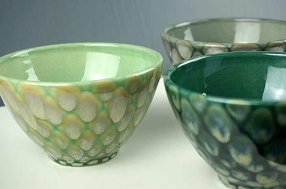 Vero Vagh céramiste à Salernes. Déco, vaisselles en céramique.