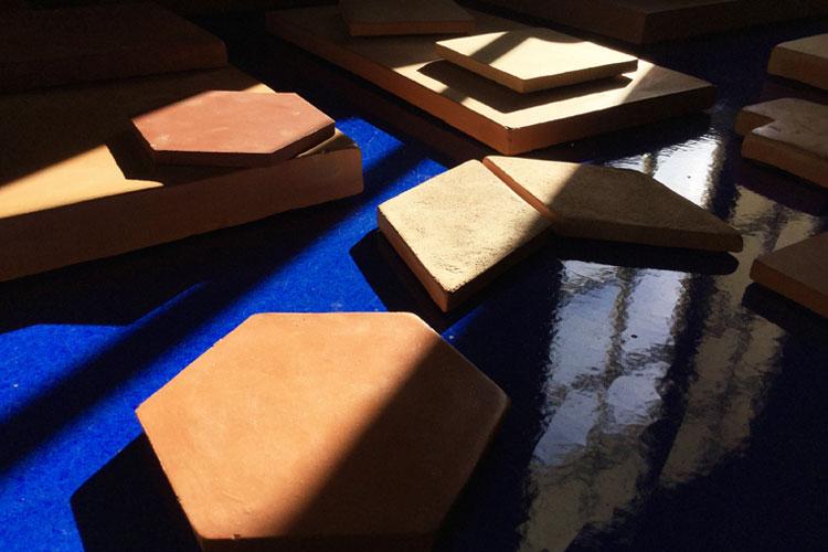 Terre cuite de Launes céramiste à Salernes