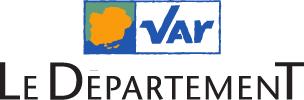 Logo du département du Var Maison de la céramique Terra Rossa, Salernes