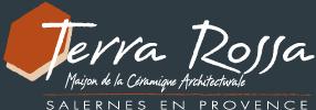Logo Maison de la céramique Architecturale Rossa, Salernes