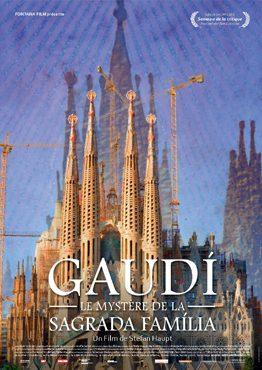 Gaudi, Le mystère de la Sagrada Familia, cinéma en plein air dans les jardins Terra Rossa à Salernes