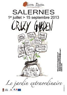Crazy Garden une exposition Maison de la céramique Terra Rossa, Salernes 3013