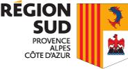 Logo Région PACA Maison de la céramique Terra Rossa, Salernes